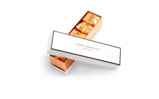 Box of 10 Candied Chestnuts Pierre Marcolini