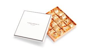 Box of 20 Candied Chestnuts Pierre Marcolini