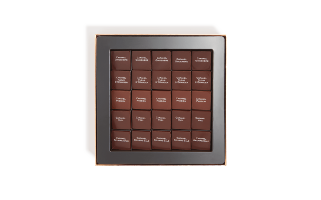 Box of 25 Palets Fins Pierre Marcolini