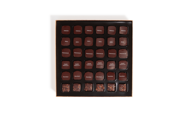 Box of 36 Grands Crus Pierre Marcolini