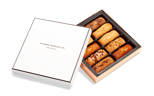 Box of 10 Financiers
