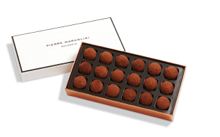 Box of 18 Casse-Noisette Truffles
