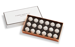 Box of 18 Champagne Truffles