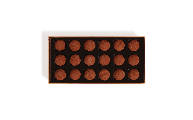Box of 18 Truffles of the Day