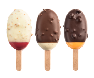 Handcrafted ice creams Pierre Marcolini
