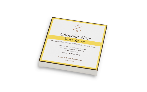 Sugar-Free Tablet, Dark Chocolate