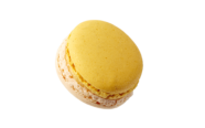 Macaron Passionsfrucht