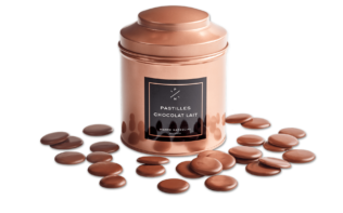 Milk Chocolate Pellets Pierre Marcolini