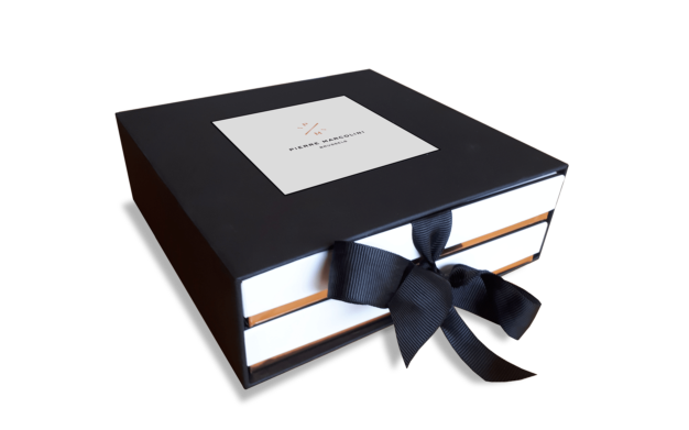Around the World two-drawer gift box Pierre Marcolini