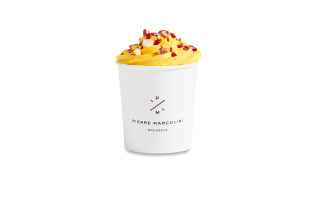 Mango-Red Berry Frisson Pierre Marcolini