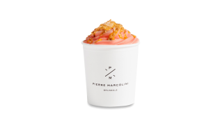 Strawberry-Passion Fruit Frisson Pierre Marcolini