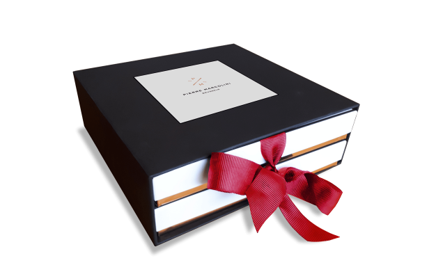 """""""Christmas"""" two-drawer gift box Pierre Marcolini"""