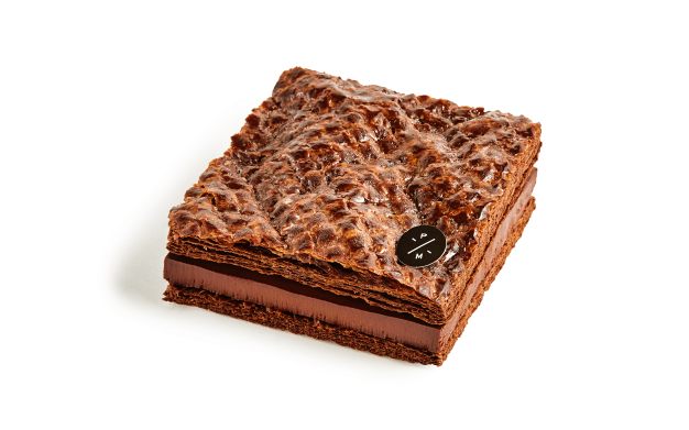 Mille-Feuille des Rois Chocolate