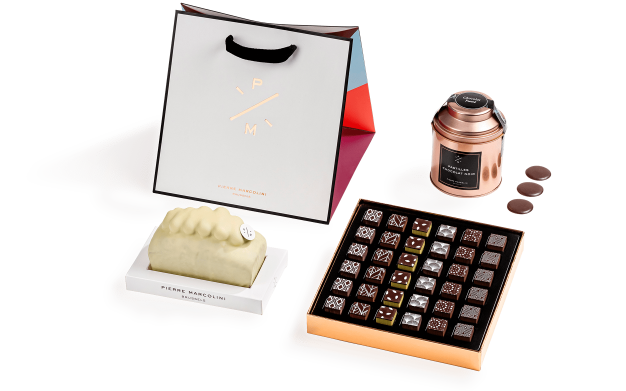 """Tea time"" assortment Pierre Marcolini"