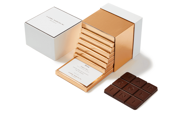 Travel Cube Pierre Marcolini Bean to bar