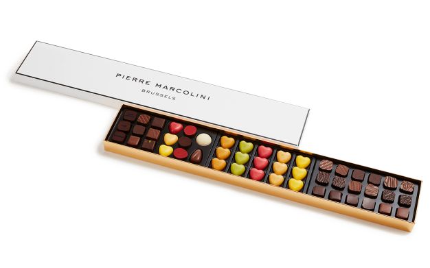 XL Découverte Pierre Marcolini best chocolate in the world