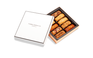 Coffret de 10 Financiers Pierre Marcolini