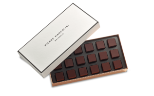 Box of 18 Pure Ganaches Pierre Marcolini